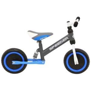 Baby Mix Speeder Futóbicikli #kék-szürke
