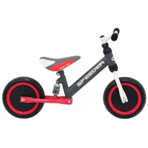Baby Mix Speeder Futóbicikli #piros-szürke 31283336 Futóbicikli
