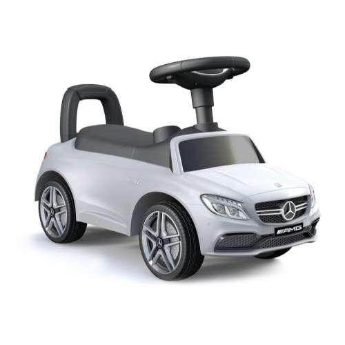 Baby Mix Mercedes Bébitaxi #fehér 31283337