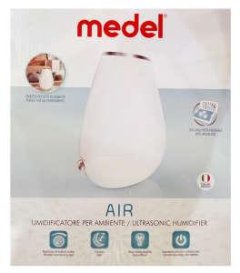 Medel Air ultrahangos párásító 31293436 Párásító, párátlanító és légtisztító