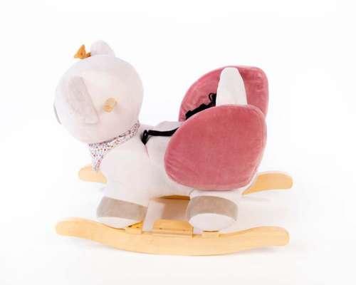 Nattou Hintázó állatka - Koala #rózsaszín