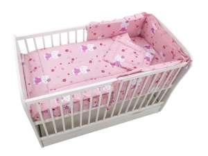 MyKids 5 részes Ágynemű - Hello Kitty #rózsaszín (5G)
