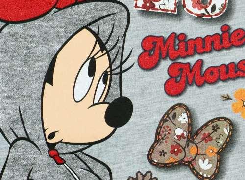 Disney Minnie lányka hosszú ujjú póló