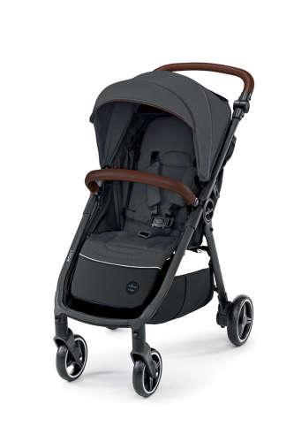 Baby Design Look sport babakocsi - 17 Graphite 2020