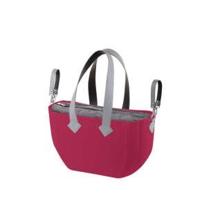Nuvita myMIA pelenkázó táska - Raspberry Grey #piros 31317670 Pelenkázó táska