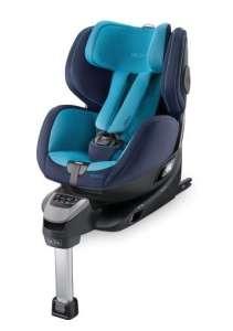 Recaro ZERO.1 ISOFIX biztonsági Gyerekülés R129 i-Size (Group 0+/I) 0-18kg Xenon Blue #kék 31317695 Recaro Gyerekülés