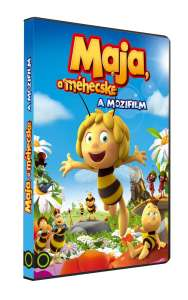 Maja, a méhecske (DVD) 31323325 CD, DVD