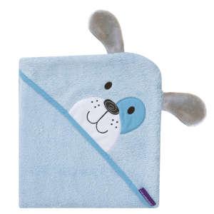 Clevamama Babatörölköző - Kutya #kék