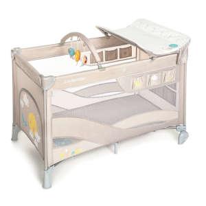 Baby Design Dream Utazóágy #bézs