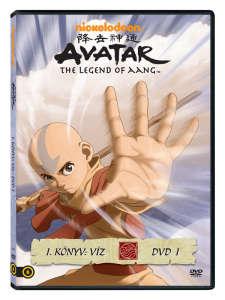 Avatar: Aang legendája (DVD) 31323610 CD, DVD