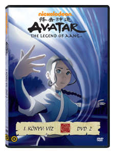 Avatar: Aang legendája (DVD) 31323611 CD, DVD