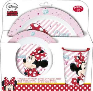 Disney Minnie étkészlet