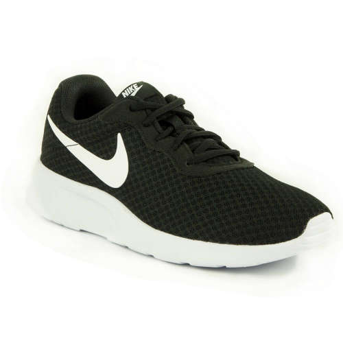 Nike Baba Utcai Cipő Féláron Nike Tanjun Fekete Fehér