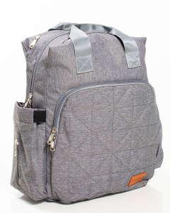 FreeON Pelenkázó táska #szürke