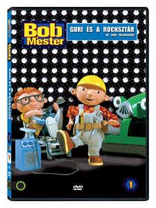 Bob a mester: Guri és a rocksztár (DVD) 31324875 CD, DVD