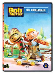 Bob a mester: Piff gördeszkázik (DVD) 31324876 CD, DVD