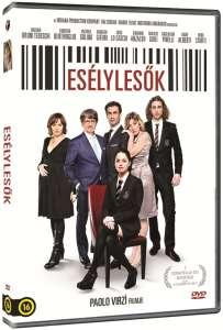 Esélylesők (DVD) 31324922 CD, DVD