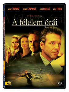 A félelem órái (DVD) 31324924 CD, DVD