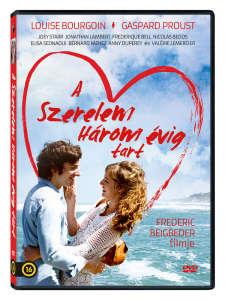 A szerelem három évig tart (DVD) 31324925 CD, DVD