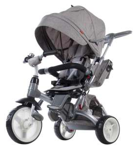 Sun Baby Little Tiger Tricikli #szürke 31325232 Tricikli
