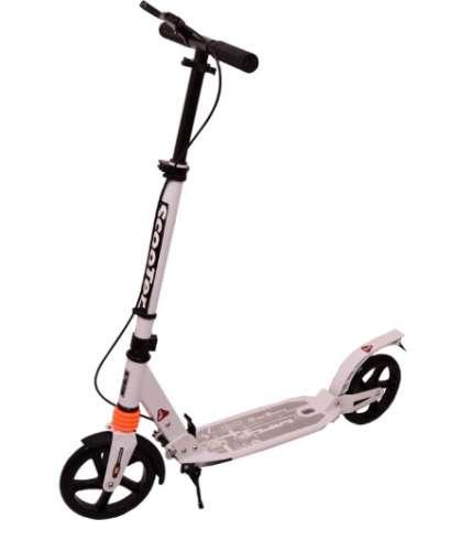 Edi Urban Premium Plus összecsukható Roller #fehér