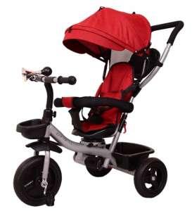 Edi ECO Plus megfordítható Tricikli #bordó 31326609 Tricikli