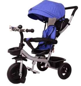 Edi ECO Plus megfordítható Tricikli #kék 31326622 Tricikli