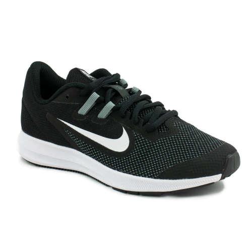 Nike Downshifter 8 Gs fiú Futócipő #fekete-fehér