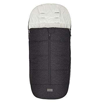 Diono All weather footmuff bundazsák - Dark grey