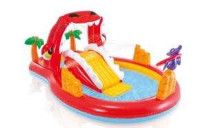 Intex gyerek Medence - Dínó (57160NP) 31334400 Medencék és strandjátékok