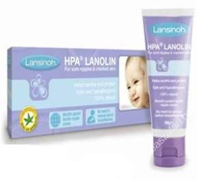 Lansinoh bimbóvédő krém HPA Lanolin 10 ml 31339426 Babaápolók és babakozmetikumok