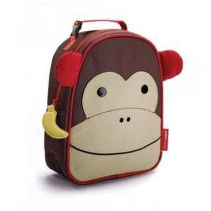 Skip Hop Zoo uzsonnás táska - Majom 31339485 Ovis hátizsák, táska
