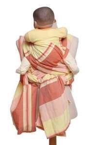 Nandu Klasszikus hordozókendő L kifutó 31339598 Hordozókendő
