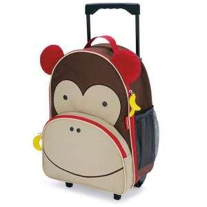 Skip Hop Zoo bőrönd - Majom 31339647 Gyerek bőrönd
