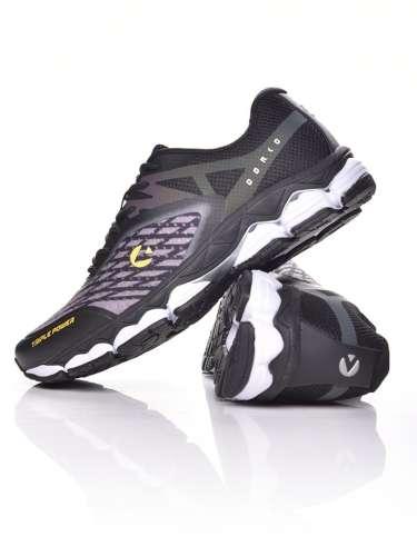 Dorko Pro Runner férfi Sportcipő #fekete
