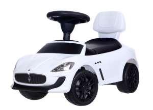 Ecotoys Maserati Bébitaxi #fehér 31345085 Ecotoys Bébitaxi, kismotor