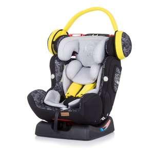Chipolino 4 Max biztonsági Gyerekülés 0-36kg - Beige #bézs 2020