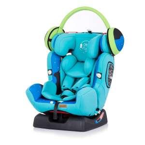 Chipolino 4 Max biztonsági Gyerekülés 0-36kg - Boy #kék 2020