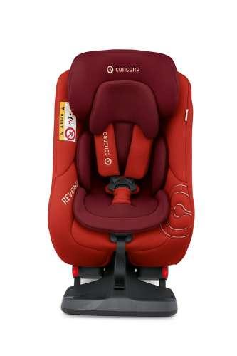 Concord Reverso Plus i-Size ISOFIX biztonsági Gyerekülés 0-18kg - Flaming Red #piros 31361968