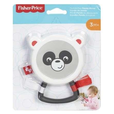 Fisher Price Szafaris Csörgő és Rágóka - Panda