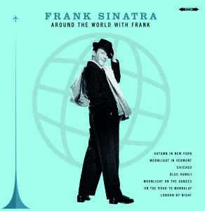 Frank Sinatra Around the World with Frank (CD) 31363345 CD, DVD