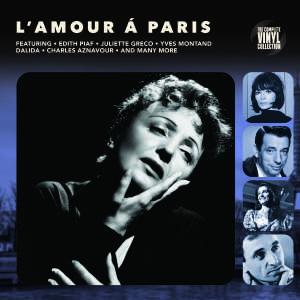 L'Amour Á Paris (CD) 31363348 CD, DVD