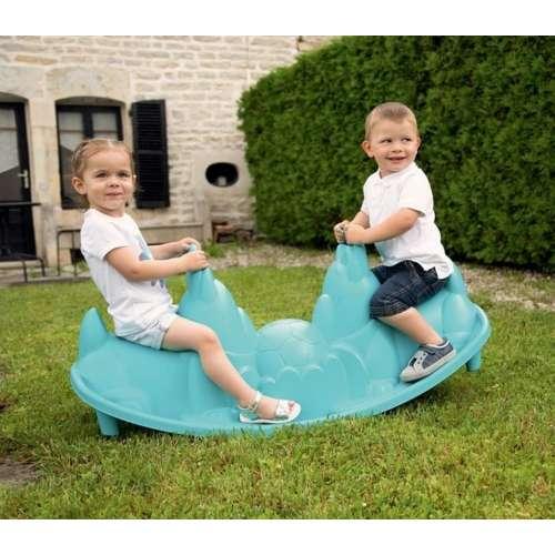Kutyás libikóka játék gyerekeknek 31363408 Kerti bútor gyerekeknek