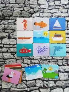 Földön, vízen, levegőben 31363514 Kártyajáték