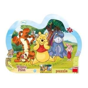 """Dino Toys: Micimackó bújocska Puzzle 25db 31363765 A Pepitán ezt is megtalálod: """"Micimackó"""" 13 kategóriában"""