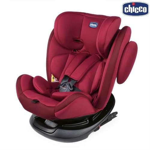 Chicco Unico 0-36kg Isofix biztonsági Gyerekülés - Red Passion #piros