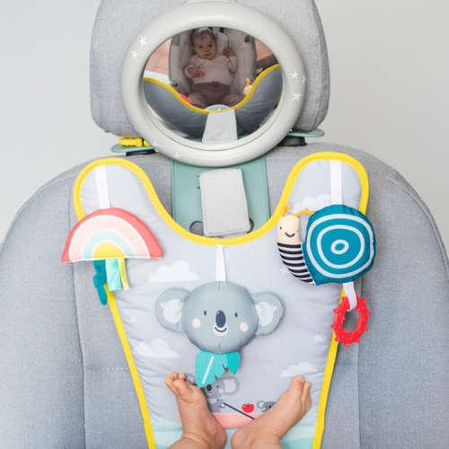 Taf Toys autós játék babafigyelő tükörrel - Koala