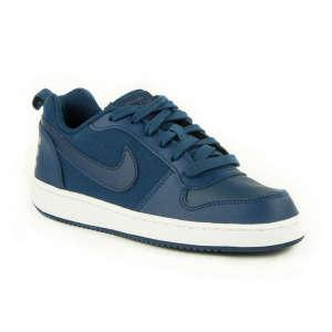 Nike Court Borough Low Gs Junior fiú Utcai cipő #kék