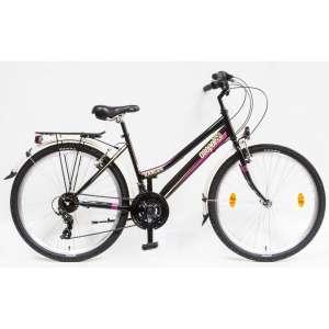 """Csepel Ranger női Kerékpár 26"""" #fekete"""