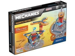 Mechanics Magnetic Motion 86 db 31373171 Mágneses építőjáték